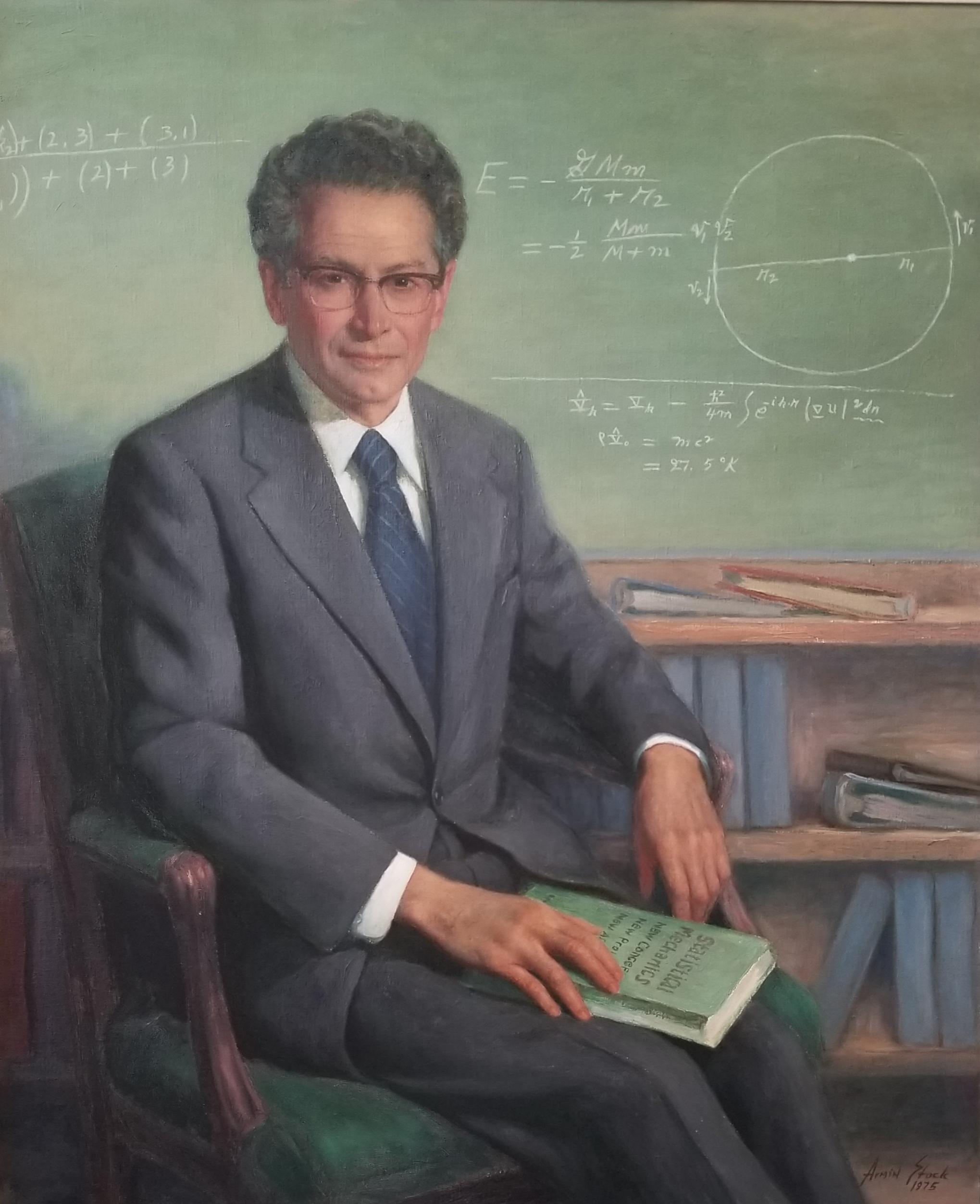 Eugene Feenberg portrait