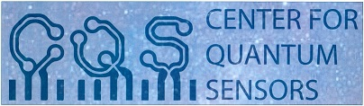 Center for Quantum Sensors Logo