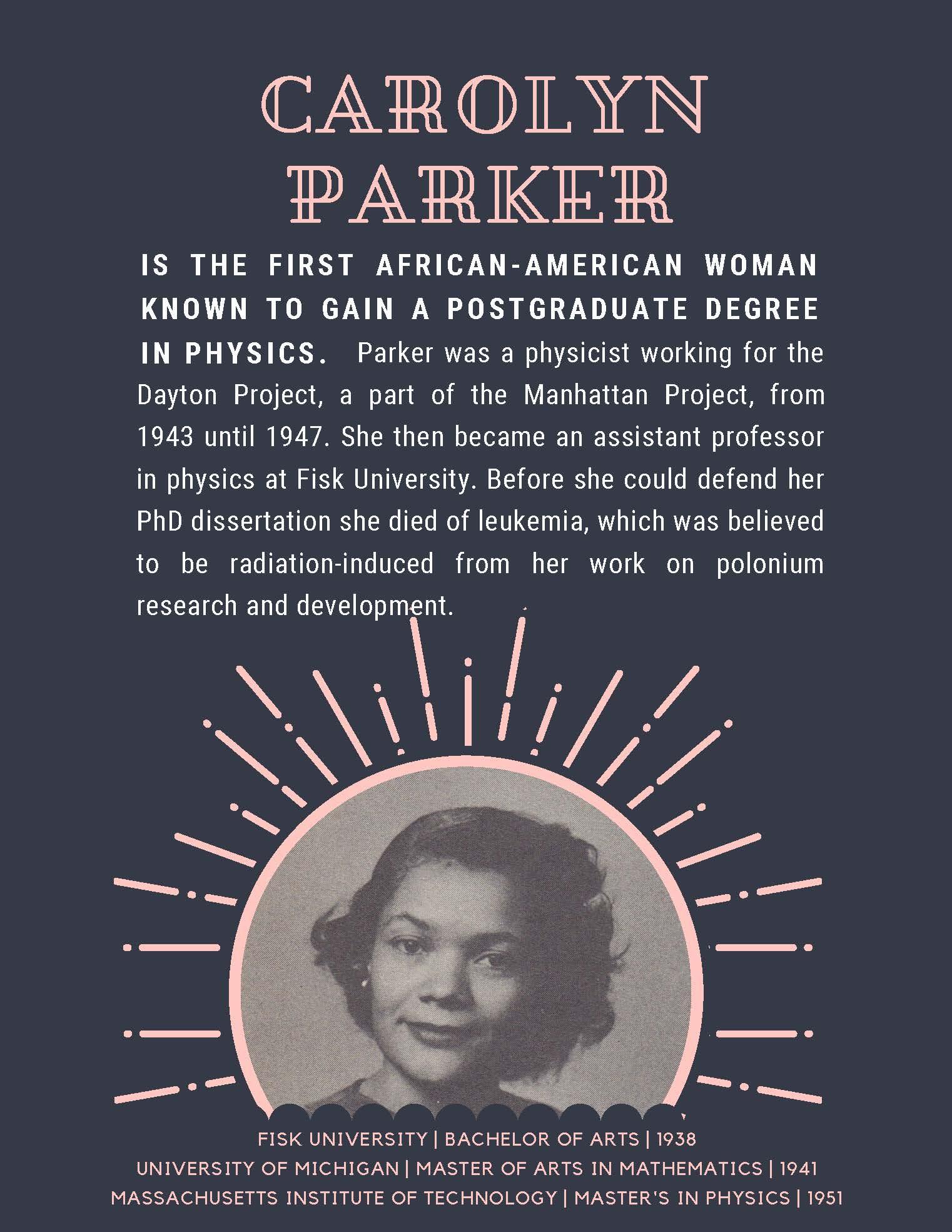 Carolyn Parker