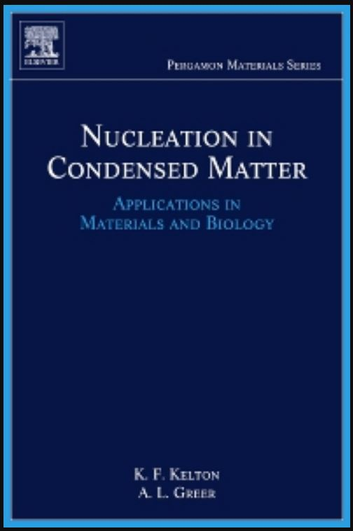 Nucleation in Condensed Matter: Applications in Materials and Biology