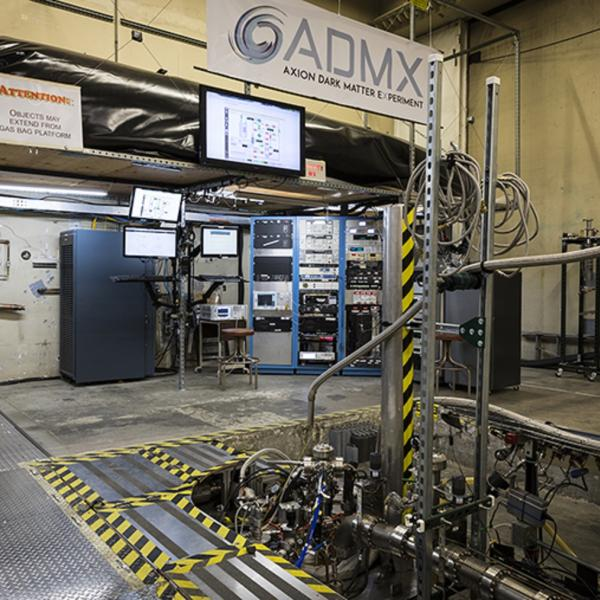 DOE Funds New Physics Research in Dark Matter