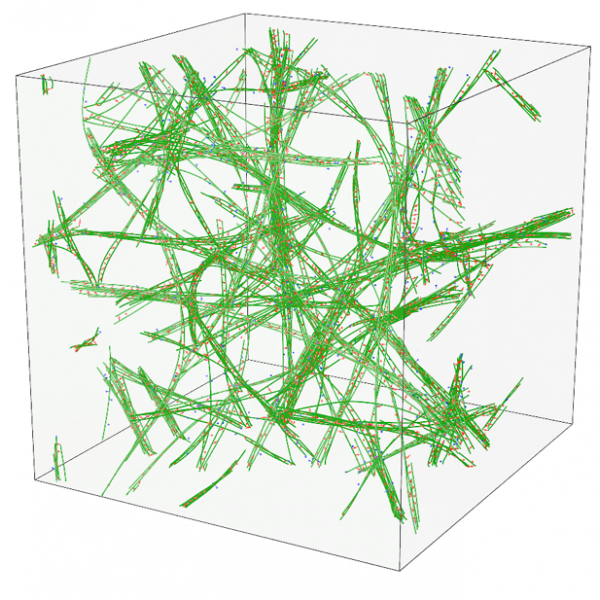 The statistical mechanics of filaments with transient cross linkers: Casimir interactions, the bundling transition, and topological defects