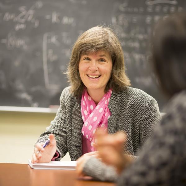 Physics Colloquium with Karin Dahmen