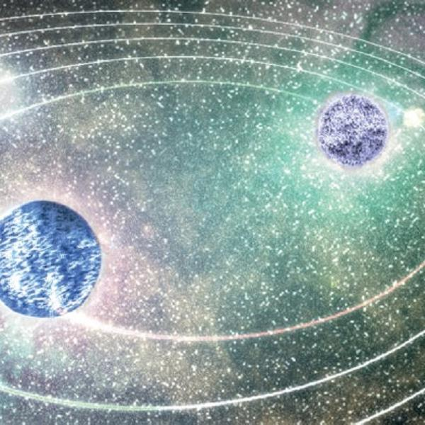 Gravitational waves probe exotic matter inside neutron stars