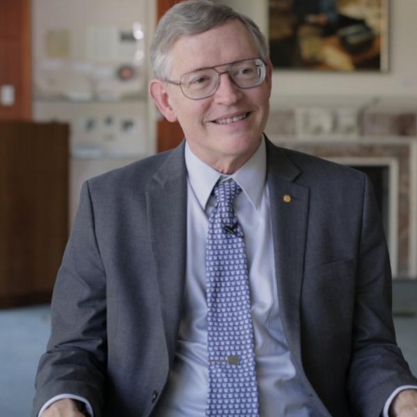 Three questions with recent Nobel laureate W. E. Moerner