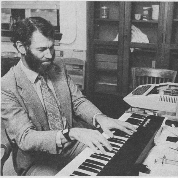 John Scandrett, 1933-2021