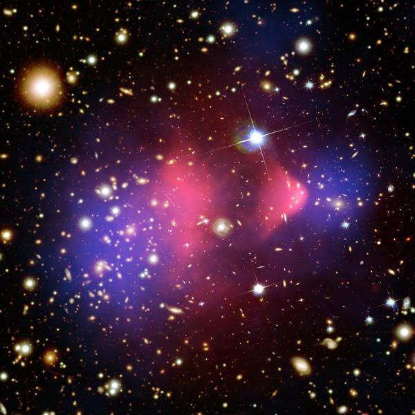 Saturday Science Lecture with Manel Errando on Using Antimatter to Find Dark Matter
