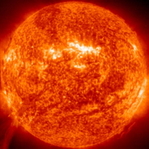 "Space samples suggest ""new physics"" in cause of violent solar flares"