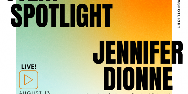 STEM Spotlight with Jennifer Dionne