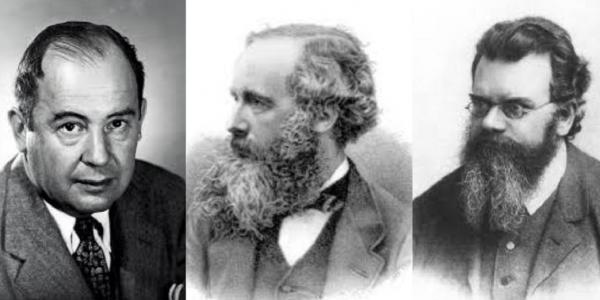 Neumann, Maxwell, and Boltzmann