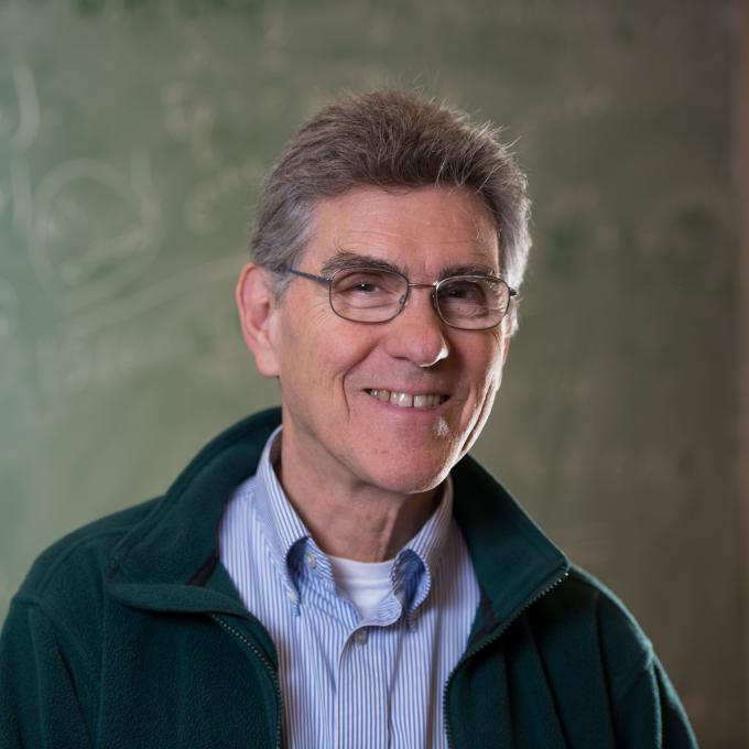 Headshot of Carl  Bender