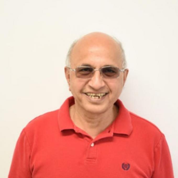 Headshot of Vijai V.  Dixit