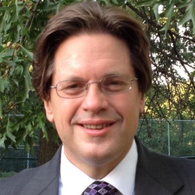Headshot of Peter Meisinger