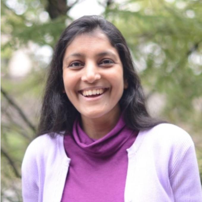 Headshot of Nayana Shah