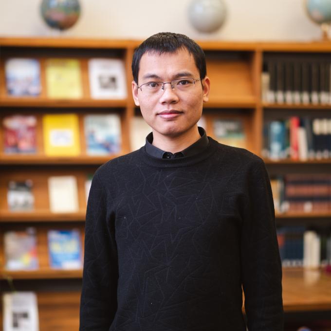 Headshot of Yan Lyu