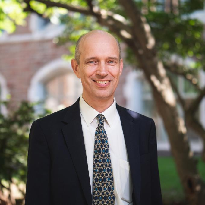 Headshot of Mark G. Alford