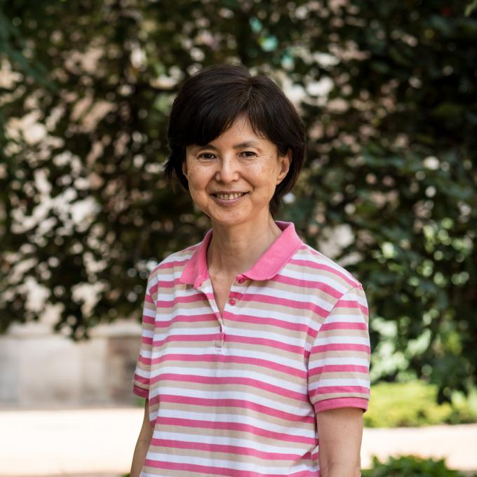 Headshot of Sachiko Amari