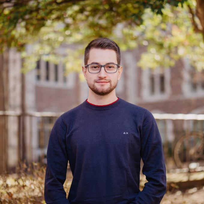 Headshot of Lorenzo Andreoli
