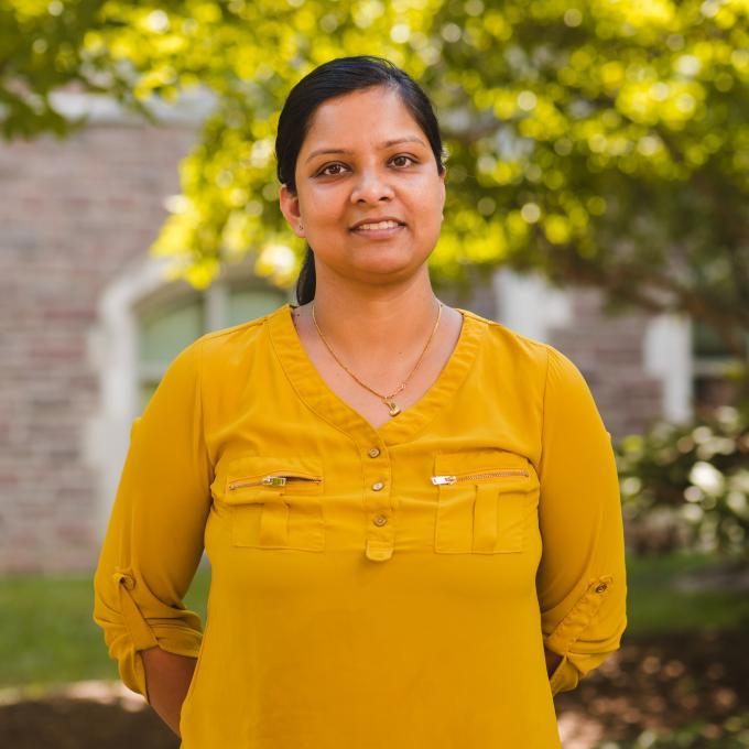 Headshot of Ananya Debnath