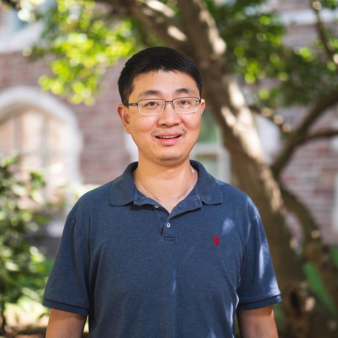 Headshot of Ruixiang Fei