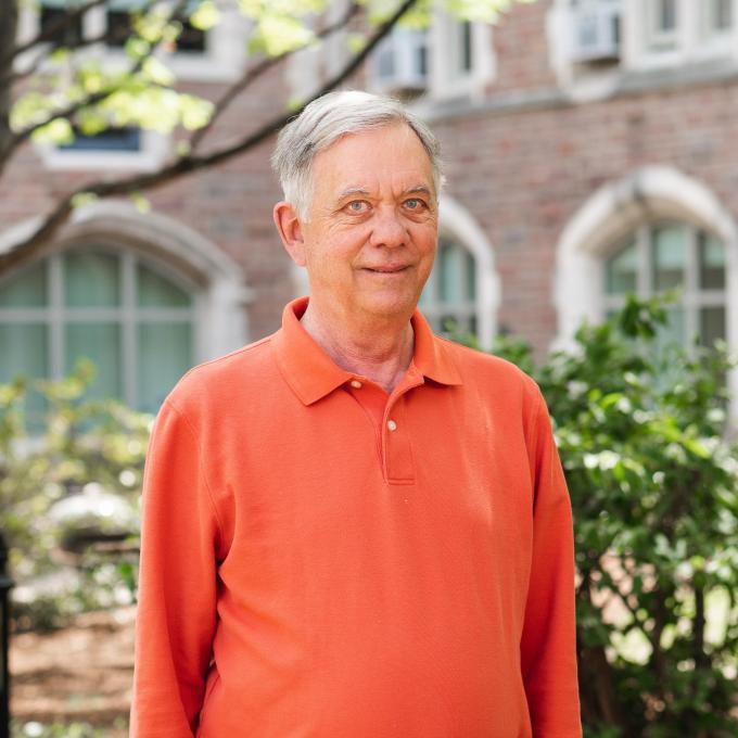 Headshot of Patrick C. Gibbons