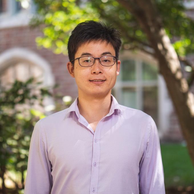 Headshot of Fa Peng Huang