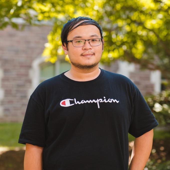 Headshot of Chen-Hao (Paul) Lin