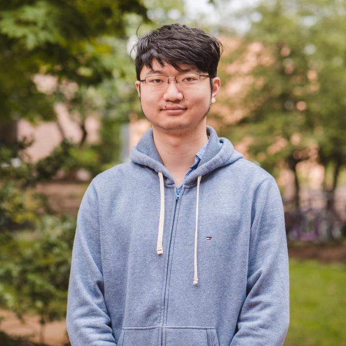 Headshot of Xiaobo Lu