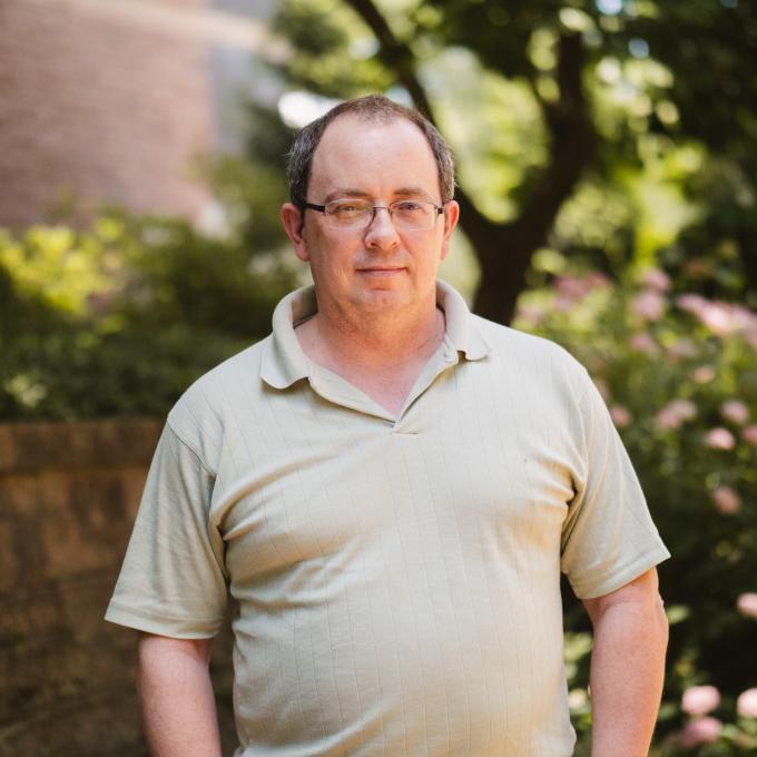 Headshot of Michael Massalone