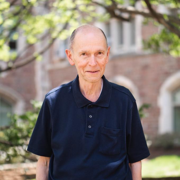 Headshot of James G. Miller