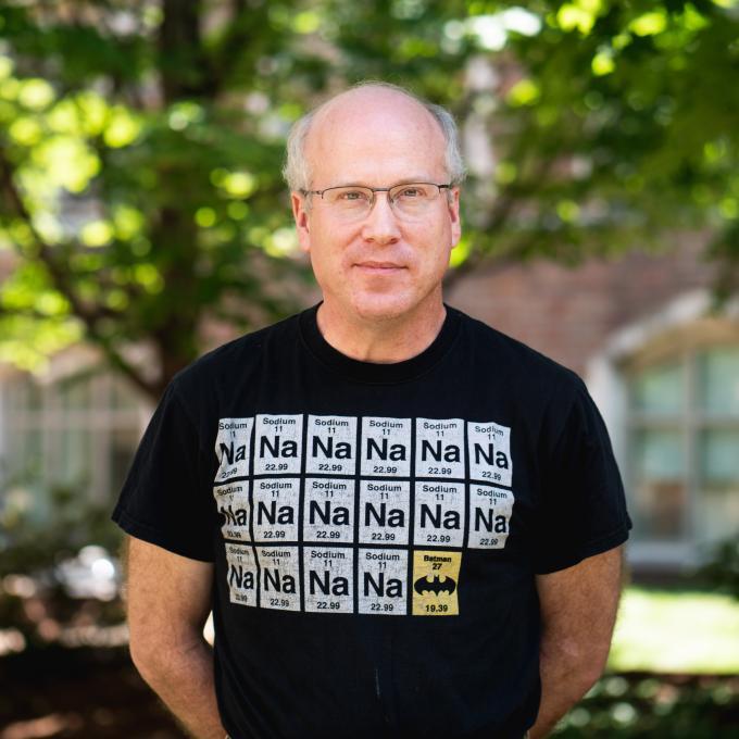 Headshot of Michael  Nowak