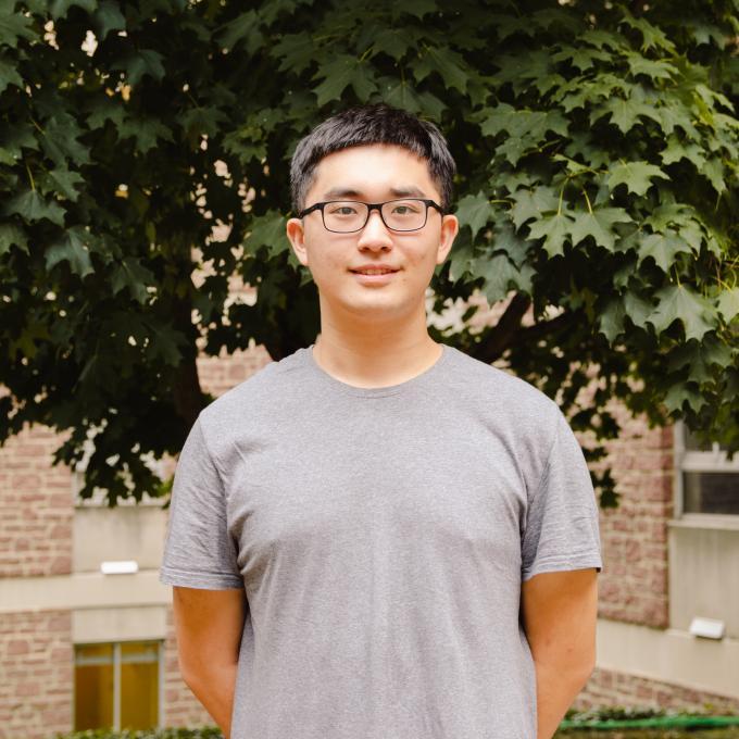Headshot of Mutian Shen