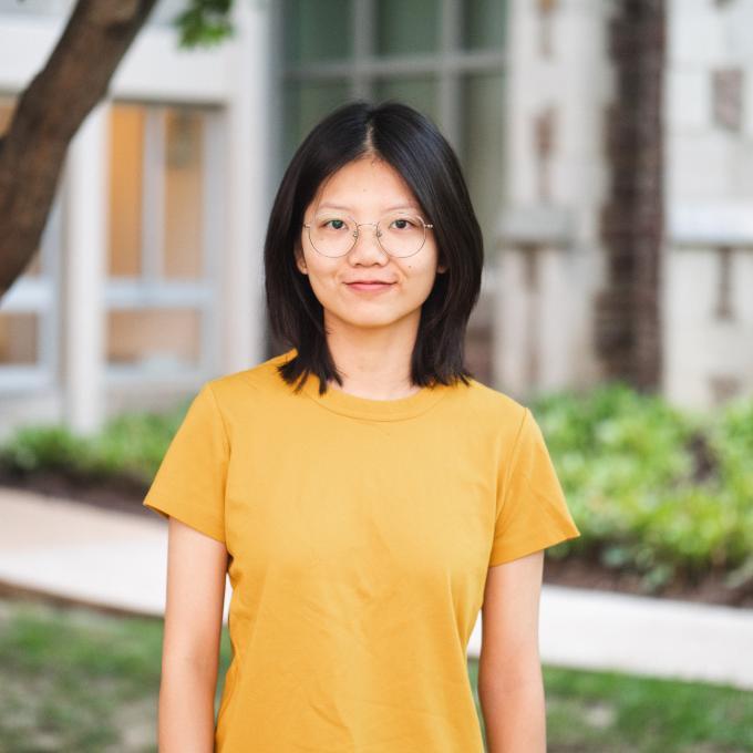 Headshot of Ji (Tina) Xia