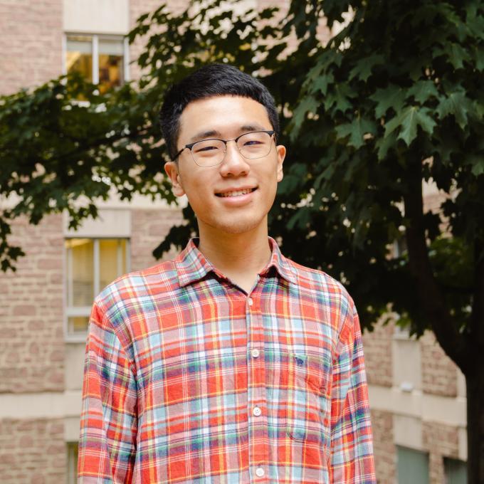 Headshot of Yiqing Xu