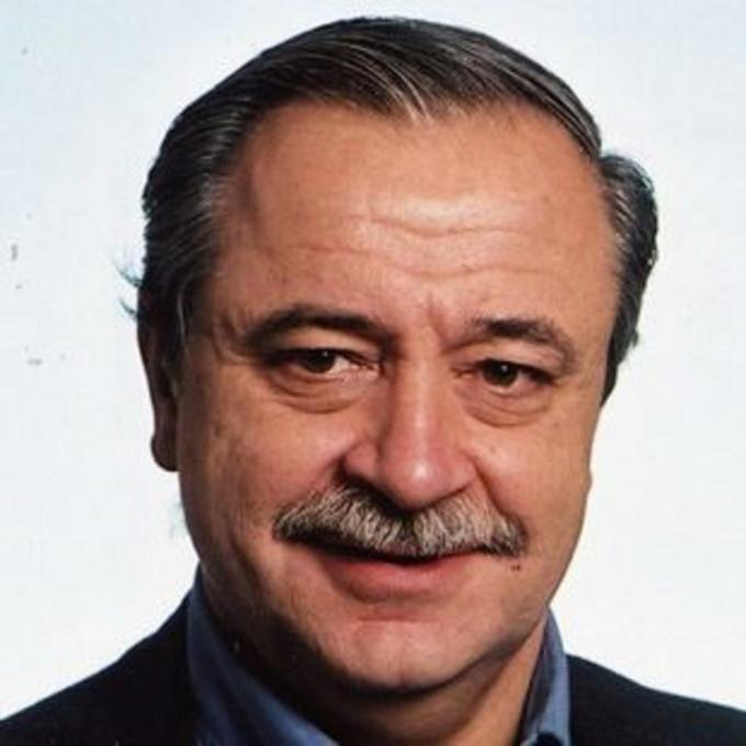 Headshot of Sandor J. Kovacs