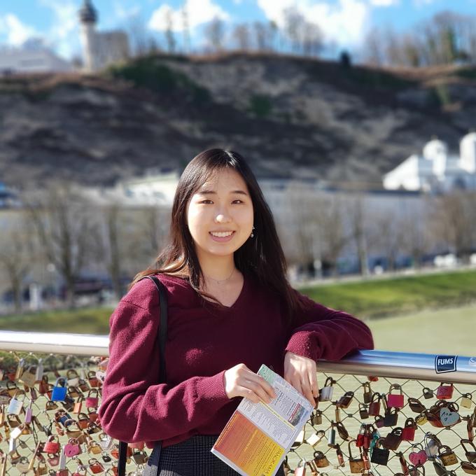 Headshot of Ye Jin Han