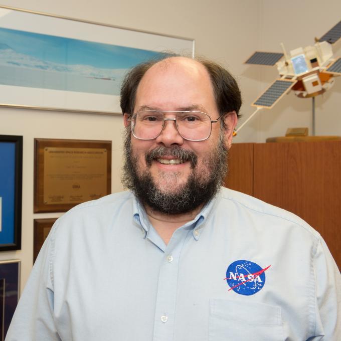 Headshot of Eric R. Christian